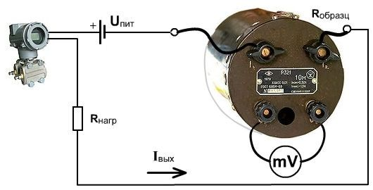 Образцовый резистор