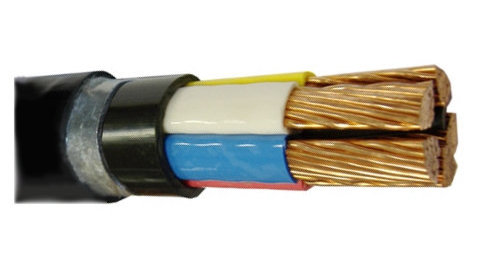 Жилы кабеля