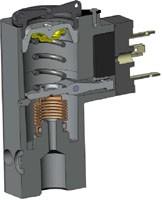реле давления электрическая схема